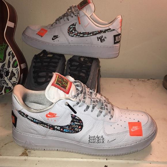Nike Shoes | Af White Jdi | Poshmark